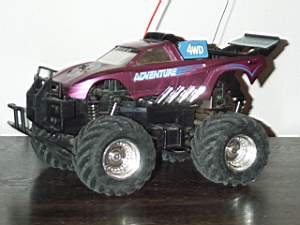 Nikko Monstertruck
