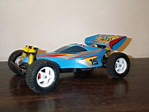 Tamiya Blazing Star